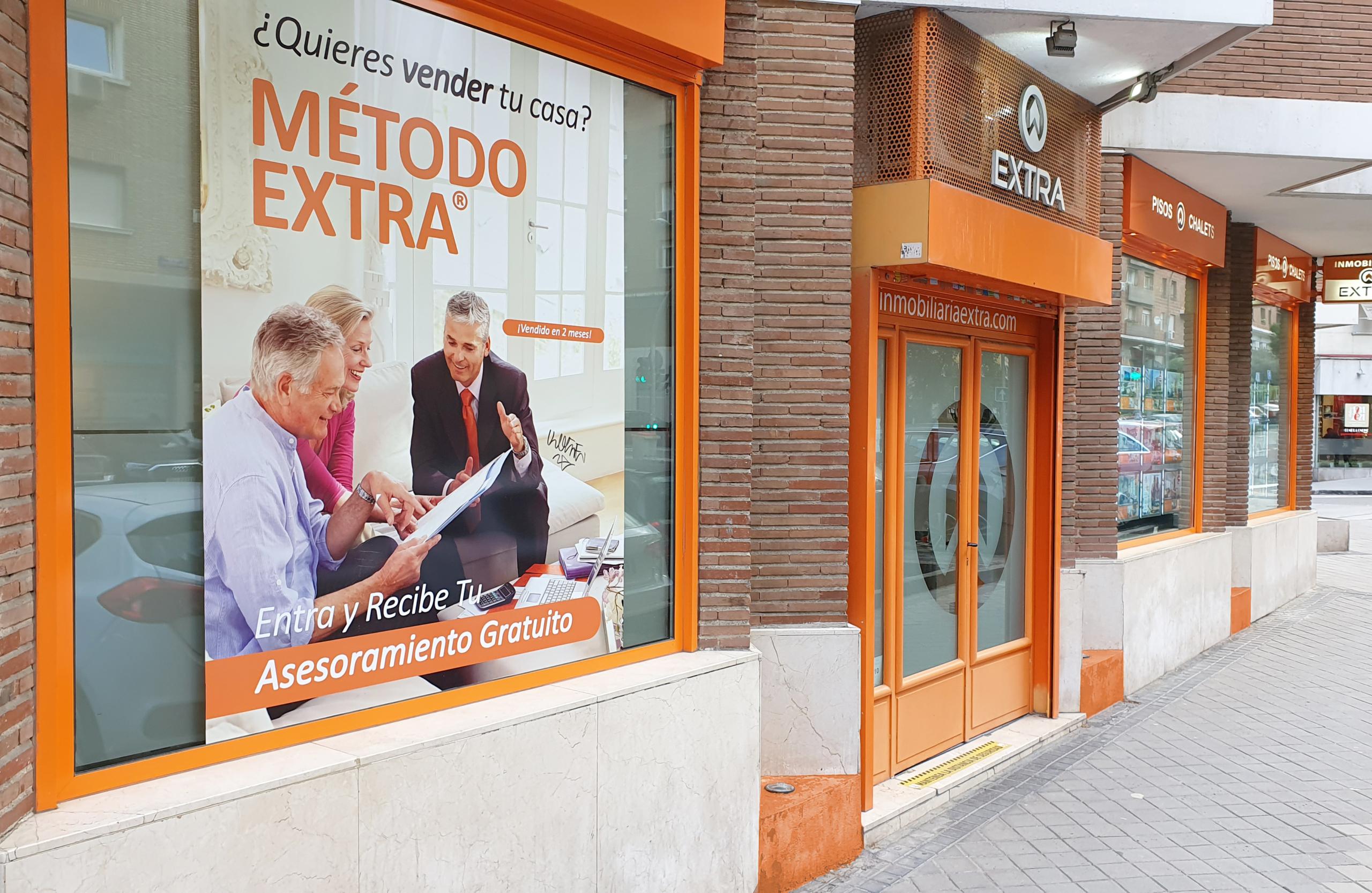 Oficina Extra Nuevos Ministerios